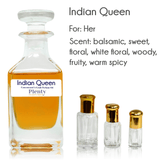 Sultan Essancy Indian Queen Perfume Oil - Plenty Perfumes
