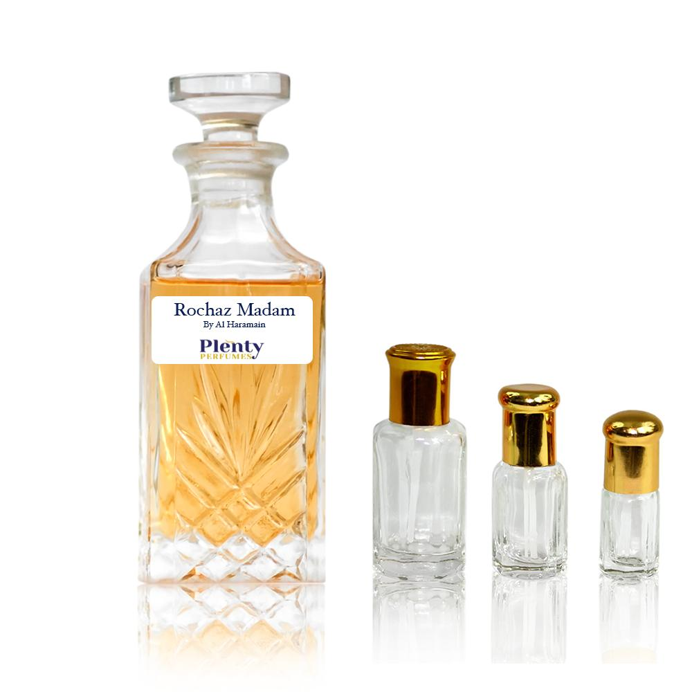 Rochaz Madam Perfume Oil By Al Haramain - Plenty Perfumes