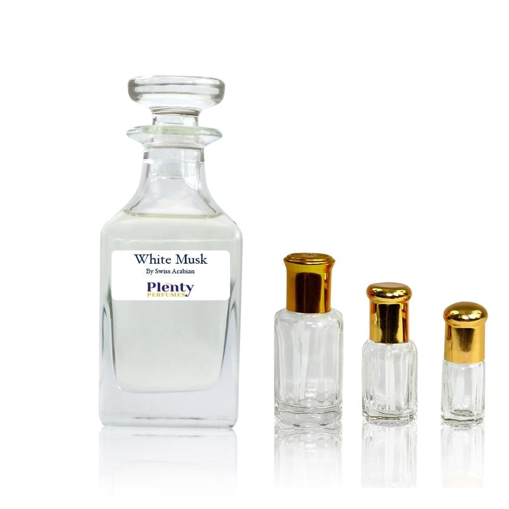 Perfume Oil White Musk By Swiss Arabian - Plenty Perfumes