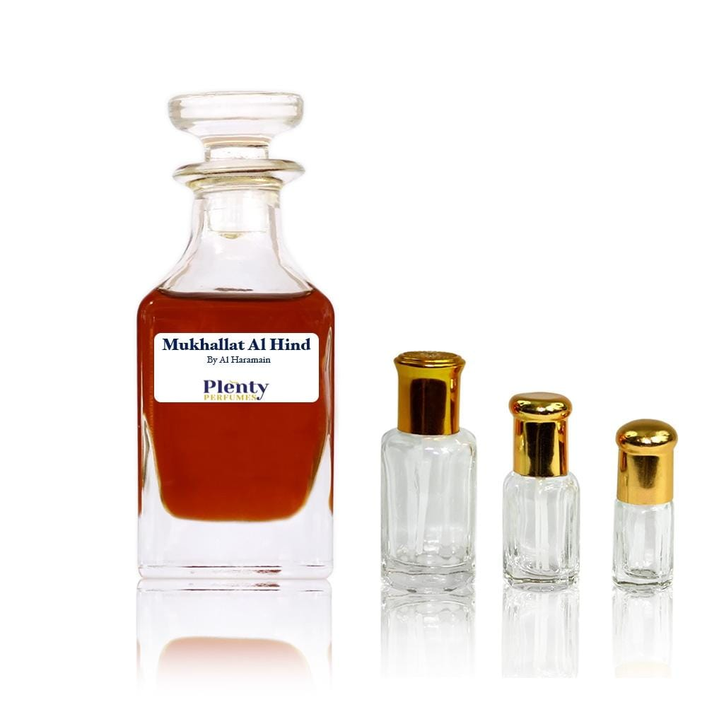 Mukhallat Al Hind By Al Haramain Perfume Oil Pure Attar - Plenty Perfumes