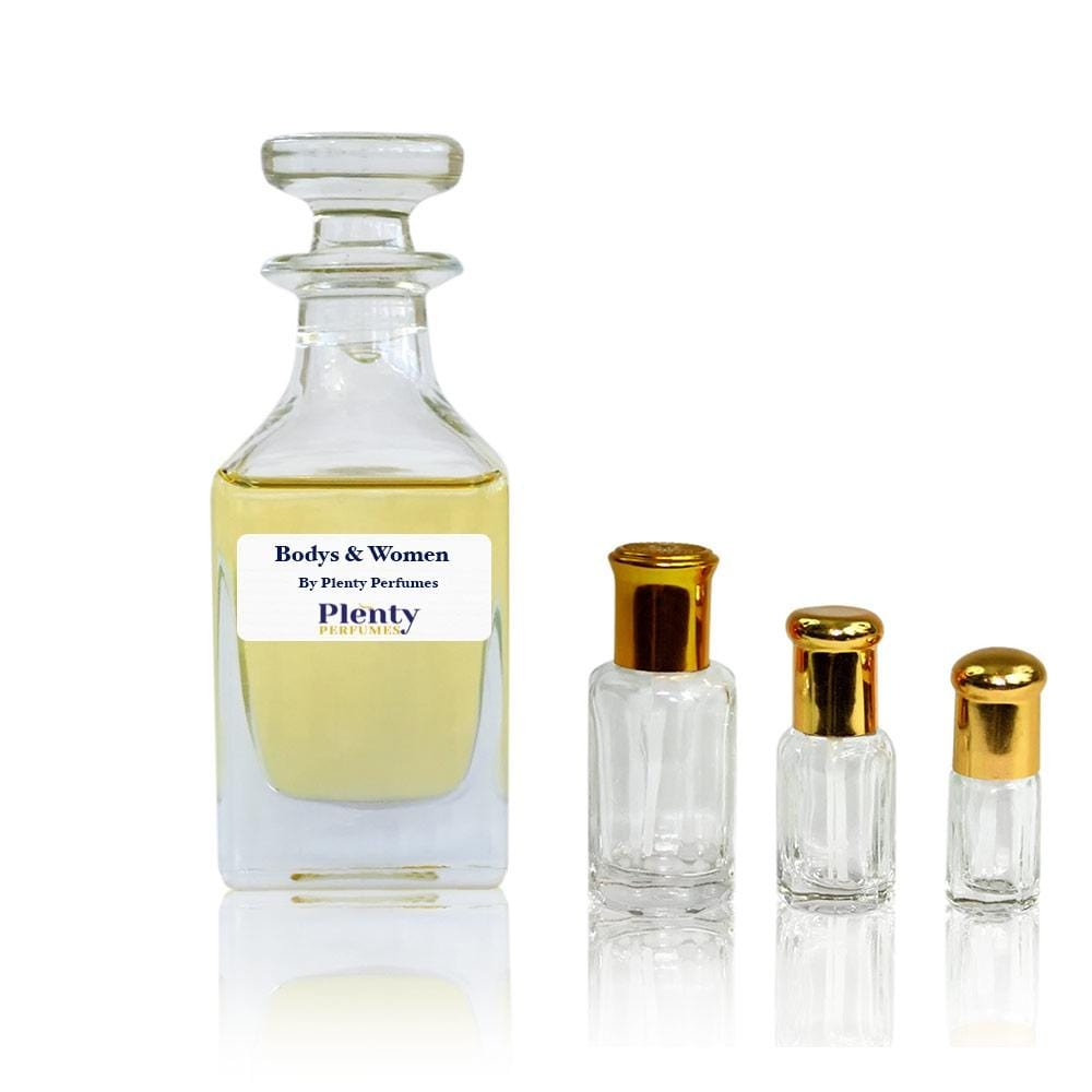 Perfume Oil Bodys & Women - Plenty Perfumes