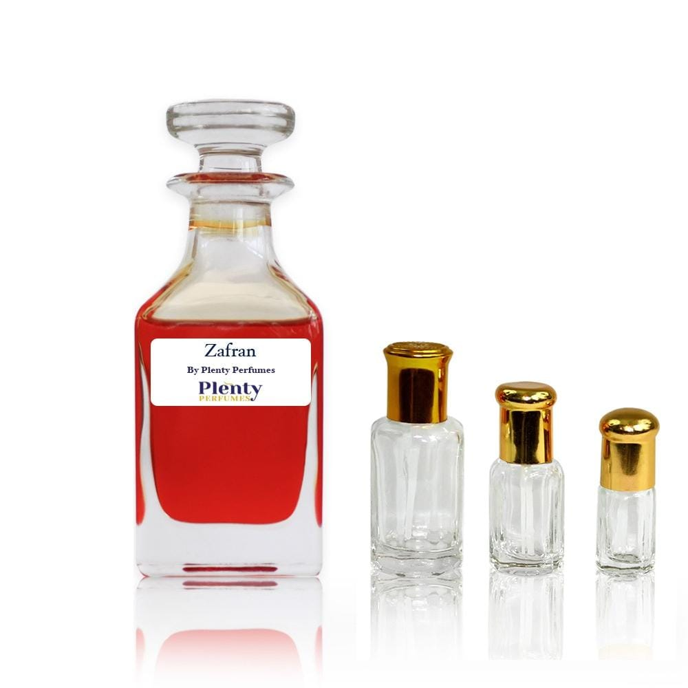 Perfume Oil Zafran By Swiss Arabian - Plenty Perfumes