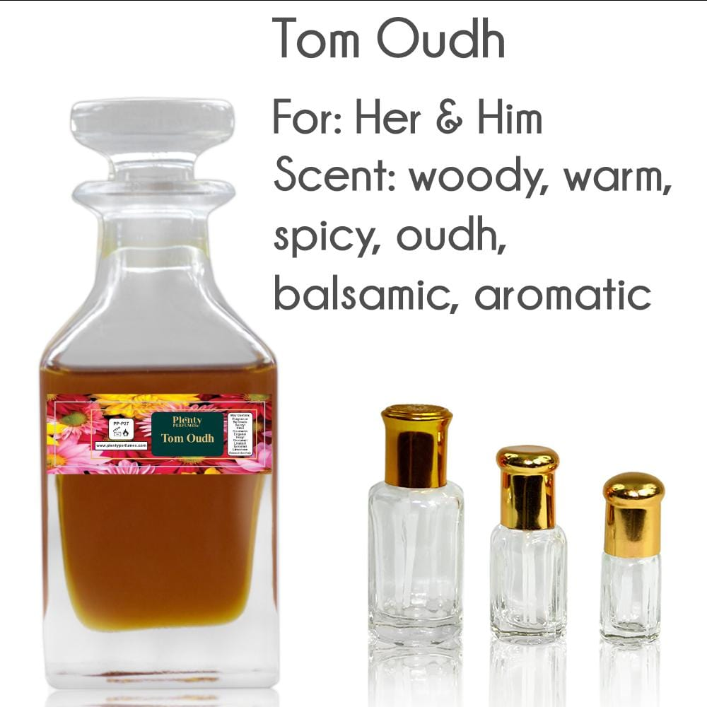 Tom Oudh By Surrati Perfume Oil - Plenty Perfumes