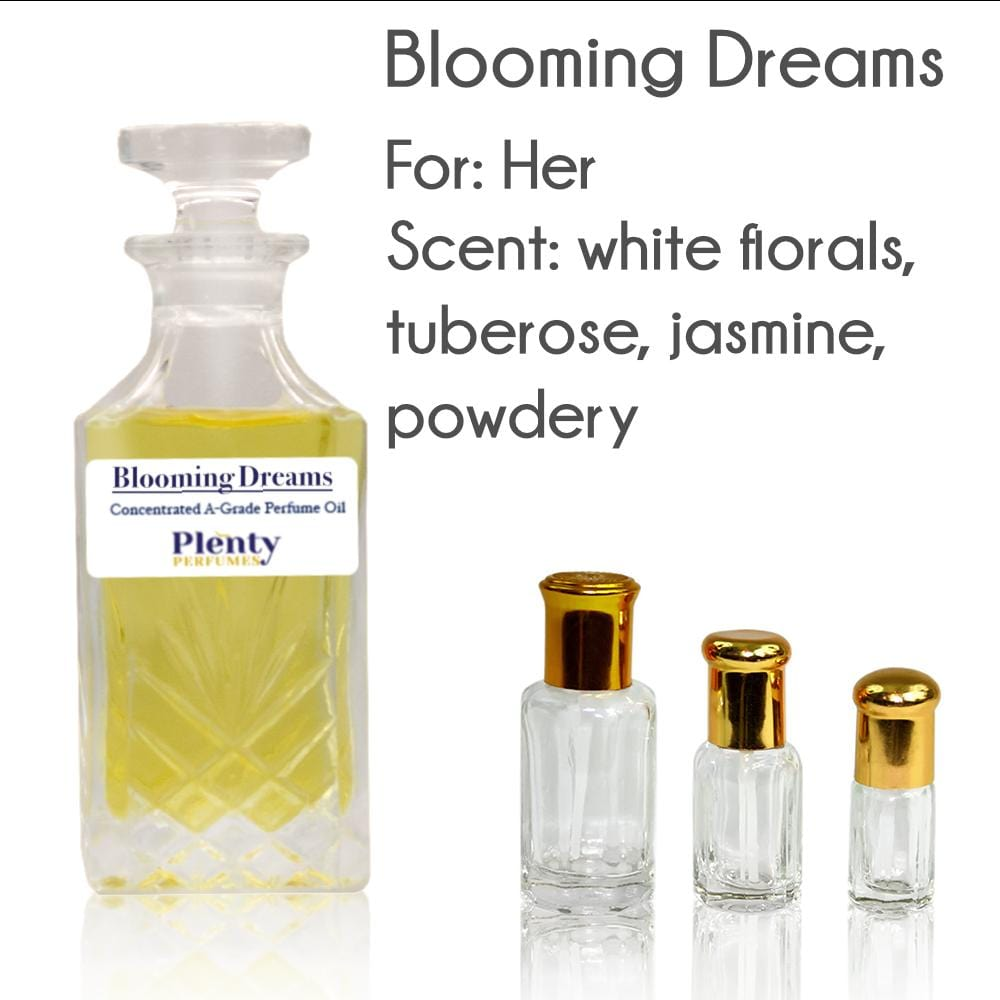 Perfume Oil Blooming Dreams Attar - Plenty Perfumes