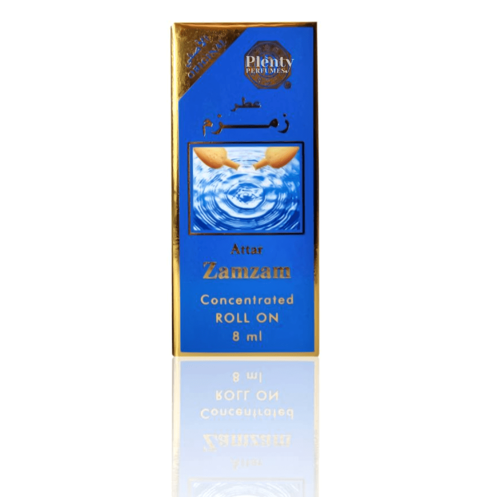 Zamzam By Surrati 8ml Perfume Oil Attar Alcohol Free - Plenty Perfumes