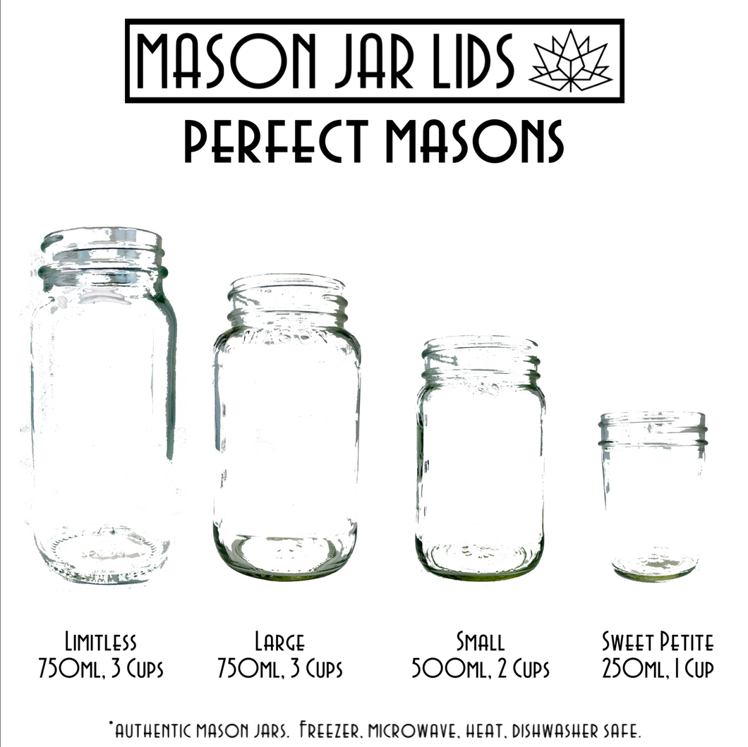 Perfect Masons - 4 Sizes