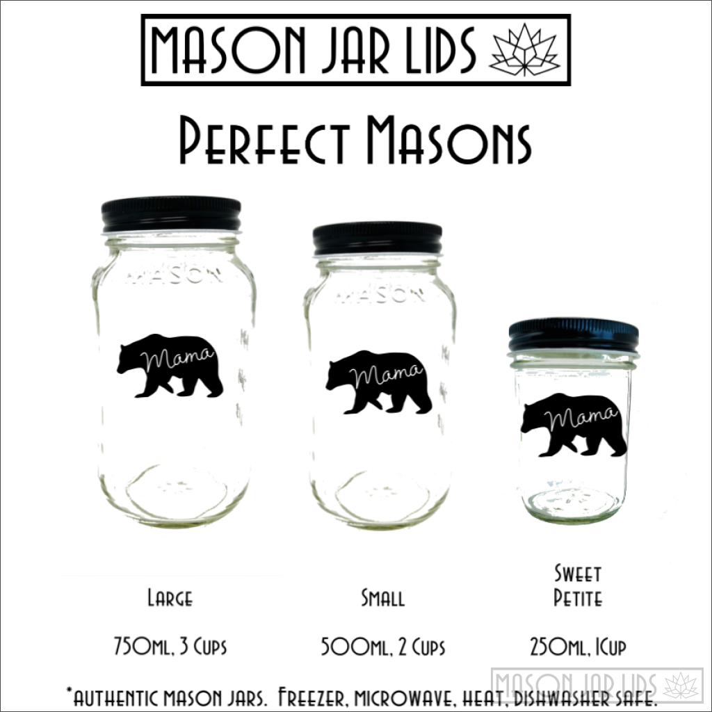 Perfect Mason Large - Bear Family Version