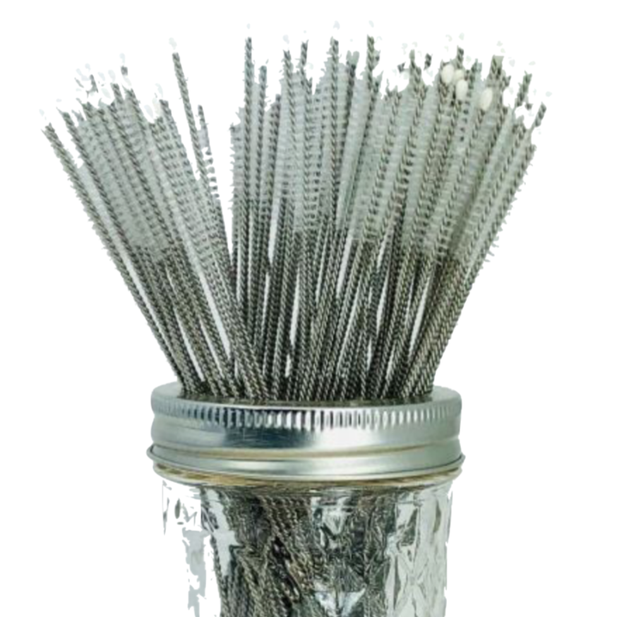 Straw Brush For Thin Straws Straw Cleaner