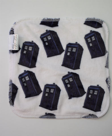 Police Box - Cloth Wipe