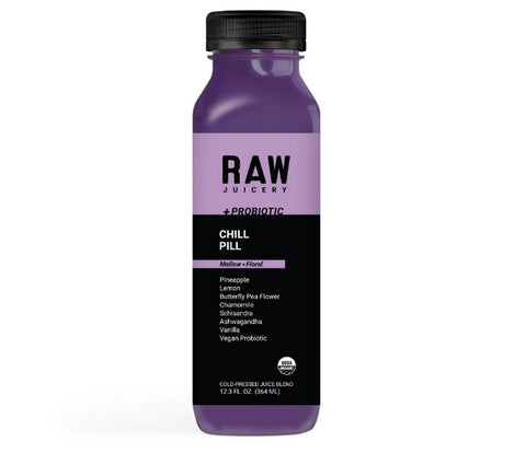 RAW JUICE: Chill PIll
