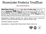 ***NEW** Chocolate Protein Truffles