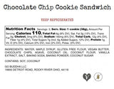 ***NEW** Chocolate Chip Sandwich Cookies