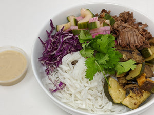 **NEW**  Bahn Mi Bowl- Jackfruit