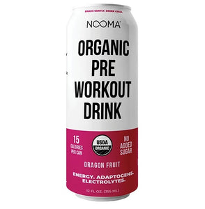 Nooma Organic- DRAGON FRUIT- Pre Workout Drink