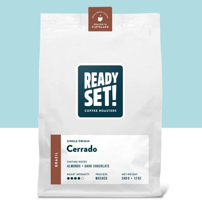 Ready Set! Coffee Bag- Brazil Cerrado