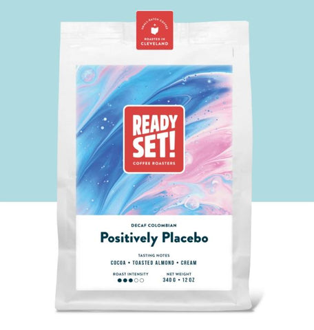 Ready Set! Coffee Bag - Colombia - Positively Placebo - Decaf