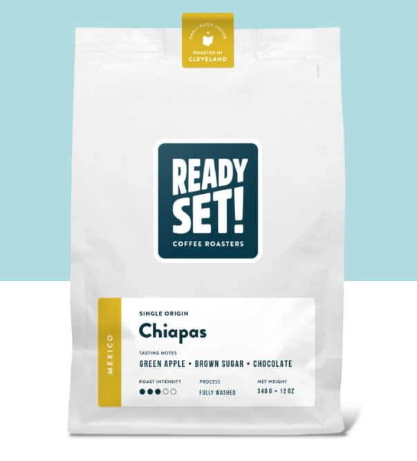 Ready Set! Coffee Bag- Mexico Chiapas - Bella Vista Mayan Harvest