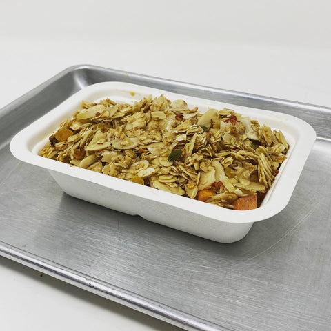 ***NEW** Sweet Potato Apple Crisp
