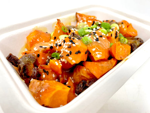 ***NEW** Sweet & Sour Carrots