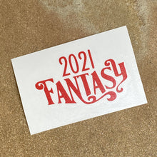 Load image into Gallery viewer, DIY Vinyl Decals - FE - Gifts - Disney Cruise Line Ship Names - Dream - Fantasy - Magic - Wonder