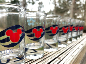 DCL Dessert Glass / Shot Glass / Toothpick Holder