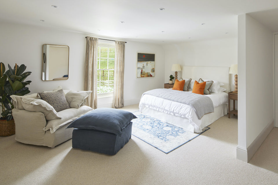 Main Bedroom in competition to win a house