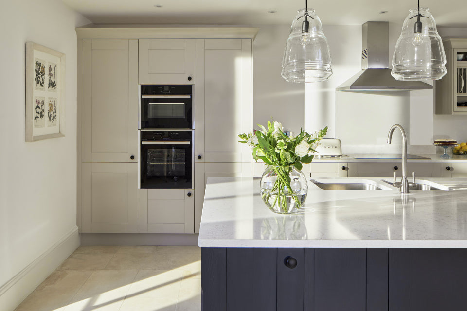 Integrated appliances available in competition to win a house