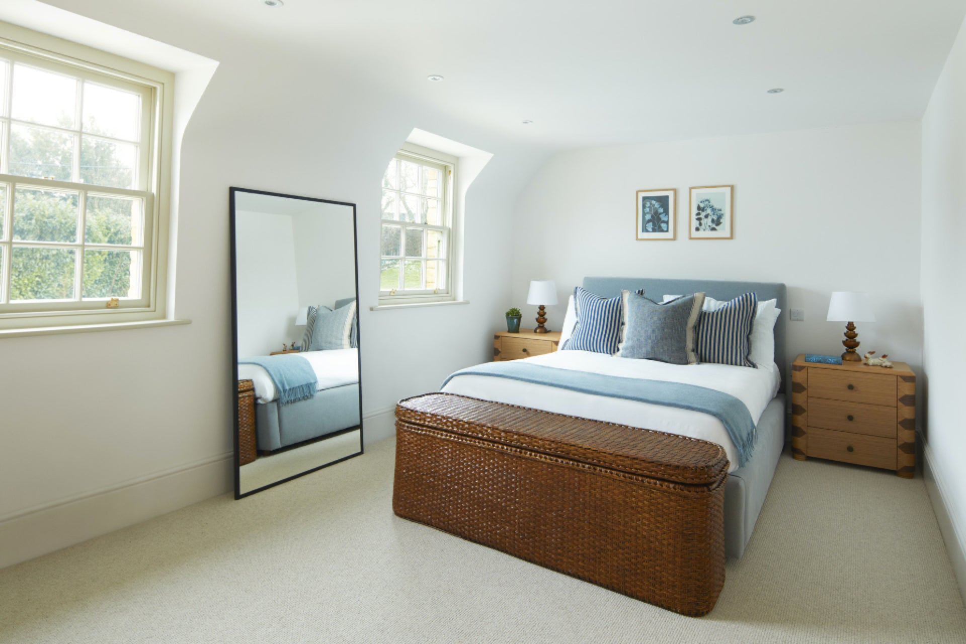 Second bedroom in competition to win a house