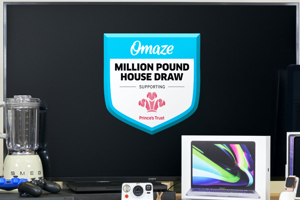 LCD TV included in competition to win a house