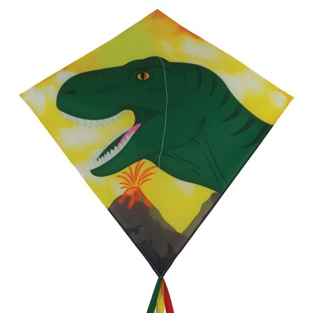 Dino 30 Inch Diamond Kite