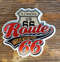 Illinois Route 66 Mother Road Magnet