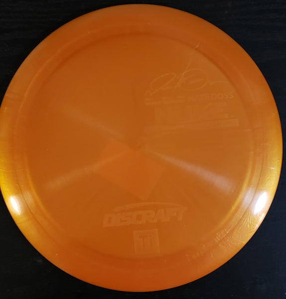 Nate Doss Ti Force Rusty Color weight 173-174