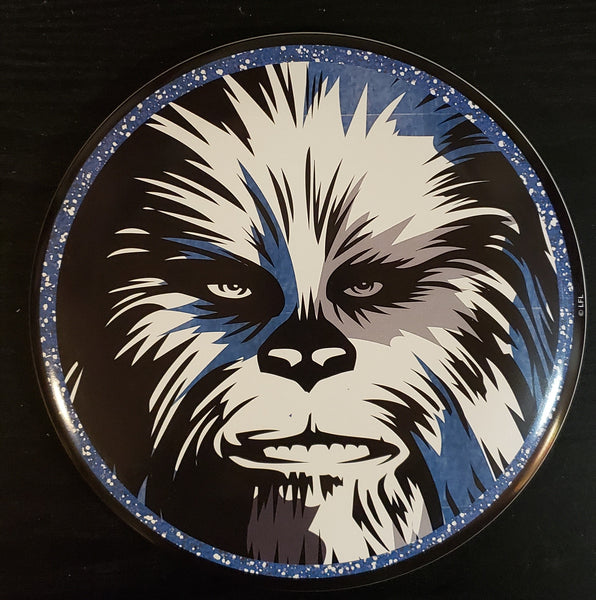 CHEWBACCA SUPERCOLOR BUZZZ GOLF DISC weight 173-174