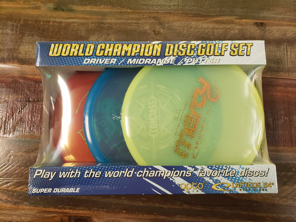 Latitude 64 World Champion Opto Starter Set