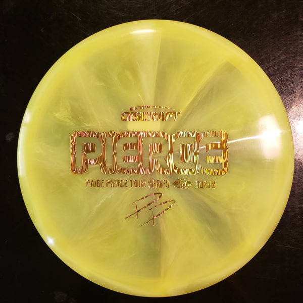 PAIGE PIERCE TOUR SERIES Z BUZZZ GOLF DISC 177+g Yellow