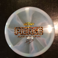 PAIGE PIERCE TOUR SERIES Z BUZZZ GOLF DISC 177+g Blueish