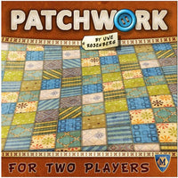 Patchwork 2 Player Strategy Board Game