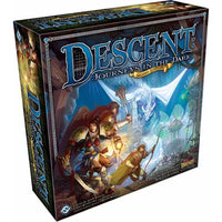 Asmodee Editions Descent Journeys in the Dark Second Edition Board Game