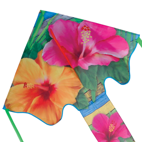 Tropical Hibiscus Large Easy Flyer