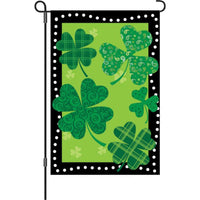 12 in. Flag - Shamrock Summit