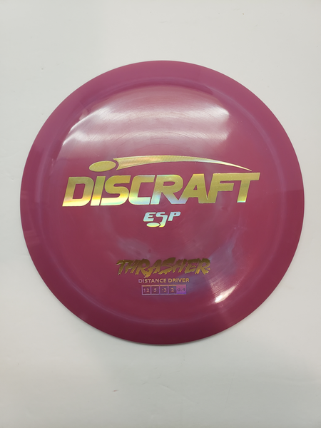 ESP Thrasher Distance Drive 12/5/-3/2/0.4 Purpley-Pink with Blue Undertones