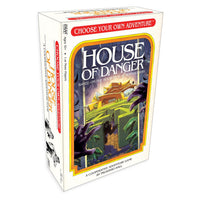 House of Danger - Choose Your Own Adventure