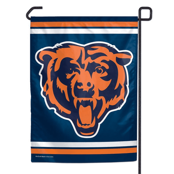 "Chicago Bears 11""x15"" Garden Flag"