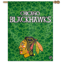 Chicago Blackhawks Official NHL 27 inch x 37 inch flag