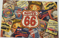 Route 66 Vintage Pictures States