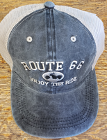 Route 66 Hat Enjoy the Ride