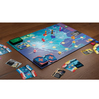 Pandemic: Hot Zone: North America Cooperative Board Game