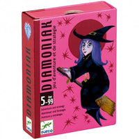 Asmodee Diamoniak Card Game