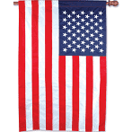 House Applique Flag, Usa Flag, 36 By 60-inch
