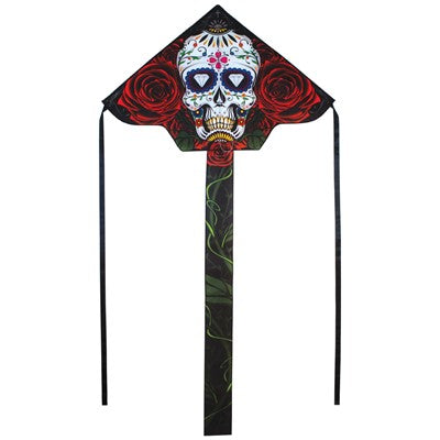 "Sugar Skull 45"" Fly-Hi Kite"